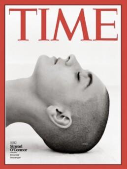 Sinead O'Connor - Time Magazine